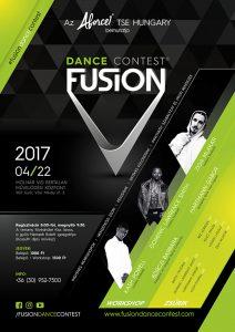 Fusion Dance Contest 2017 Flyer
